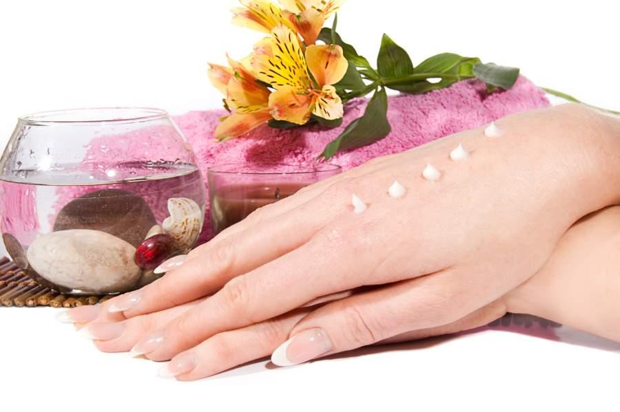 Kurs ultradźwięków / sonoforezy dłoni