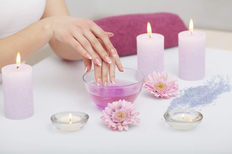 Zawodowy kurs pielęgnacji dłoni